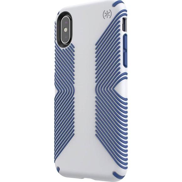 Speck-Presidio Grip Ballpoint iPhone Case X/XS